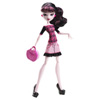 Monster High Draculaura en week-end
