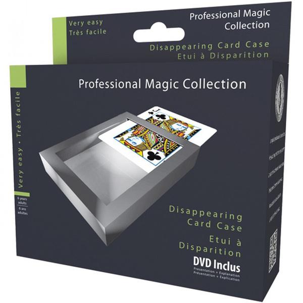 Tour de magie-Etui à disparition avec DVD