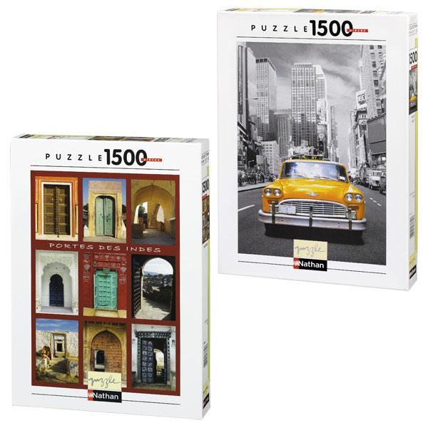 Puzzle 1500 Pièces