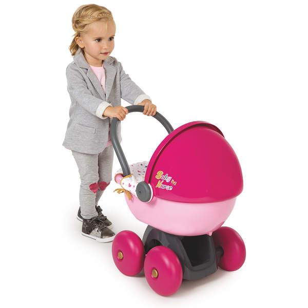 landau c lin baby nurse smoby king jouet accessoires de poup es smoby poup es peluches. Black Bedroom Furniture Sets. Home Design Ideas