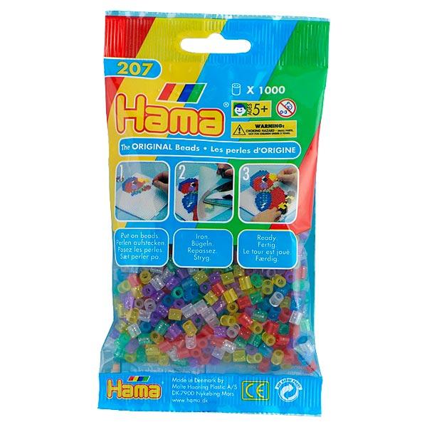 1000 Perles à Repasser pailletées