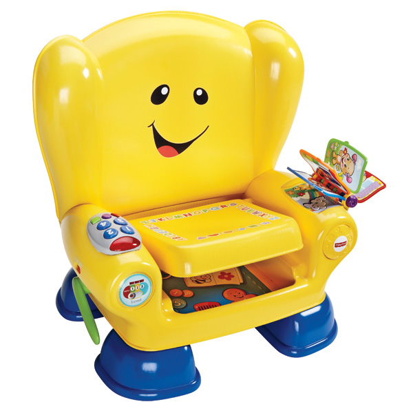 La chaise musicale fisher price king jouet ordinateurs for Chaise musicale