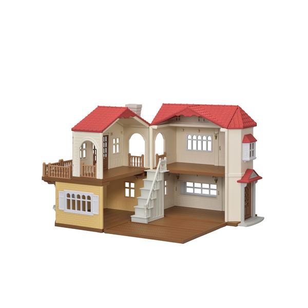 Sylvanian Families - 5302 - La grande maison éclairée
