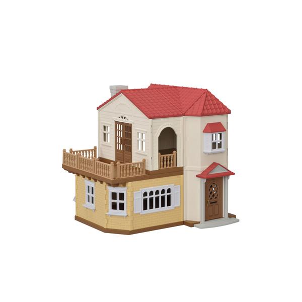 sylvanian grande maison tradition sylvanian king jouet h ros univers sylvanian jeux d. Black Bedroom Furniture Sets. Home Design Ideas
