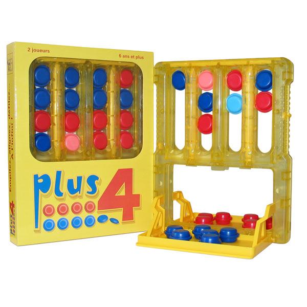 Push'n 4 pour 13€