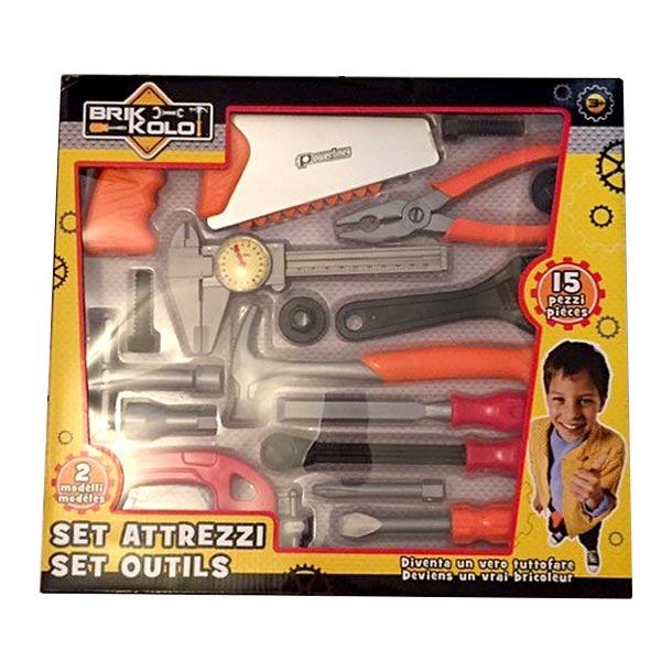 Coffret outils enfant