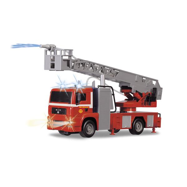 Camiion de pompier grande chelle motor co king jouet - Image camion pompier ...