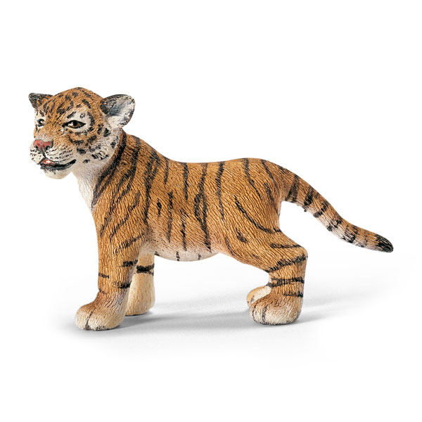 Bébé tigre du bengale debout pour 3€