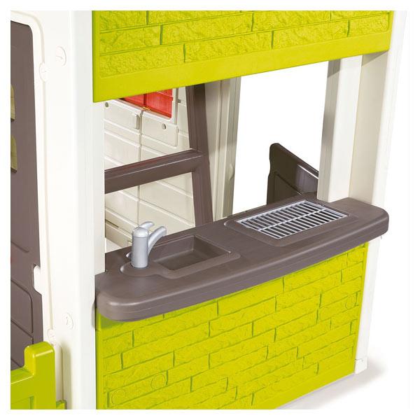 Maison Duplex Smoby : King Jouet, Maisons, tentes et autres Smoby ...