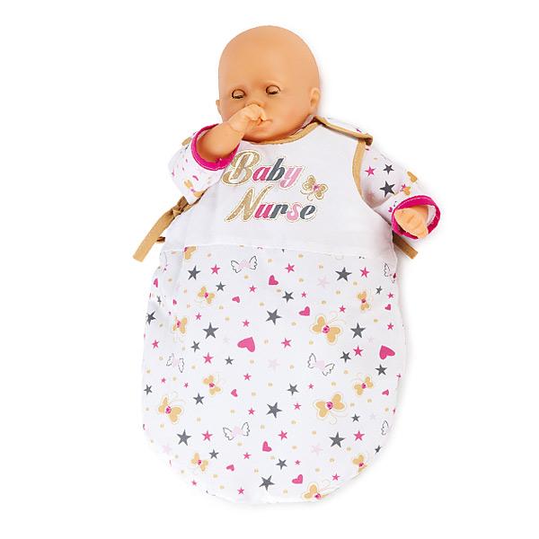 turbulette pour poupon baby nurse smoby king jouet. Black Bedroom Furniture Sets. Home Design Ideas