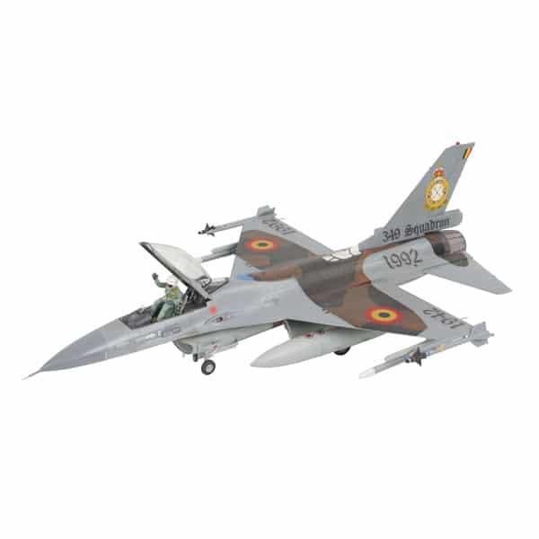 Kit avions-f-16a fighting falcon pour 22€