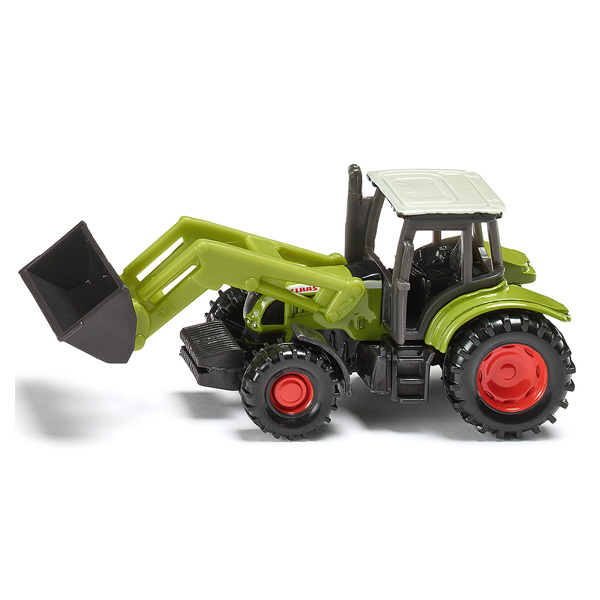 tracteur claas ares avec chargeur frontal siku king jouet les autres v hicules siku. Black Bedroom Furniture Sets. Home Design Ideas