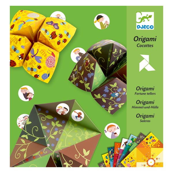 Origami Salieres à gages