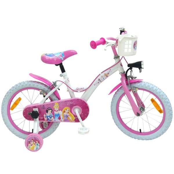 Vélo 16 pouces Disney Princesses