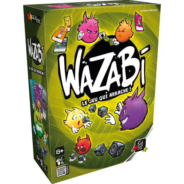 Wazabi pour 20€