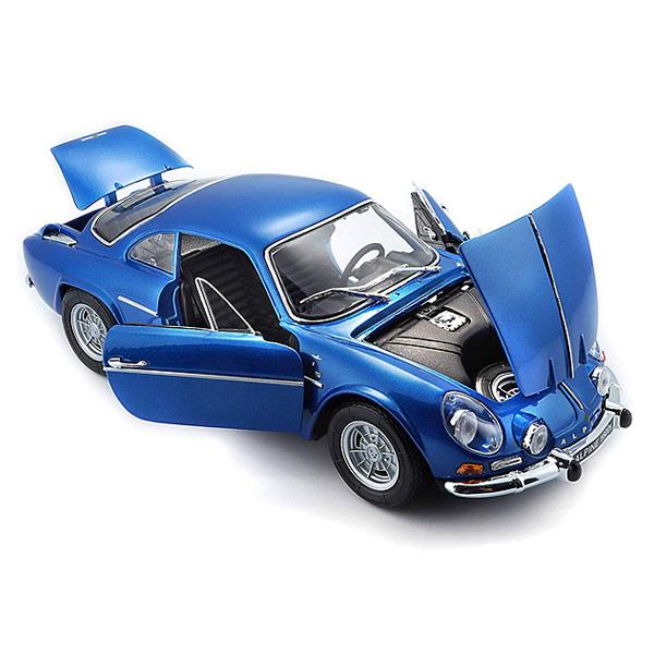 Voiture Alpine Renault 1600S