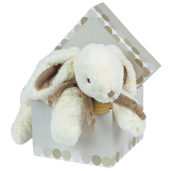 lapin taupe range pyjama de doudou et compagnie. Black Bedroom Furniture Sets. Home Design Ideas