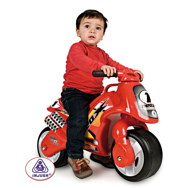 Porteur moto Neox rouge