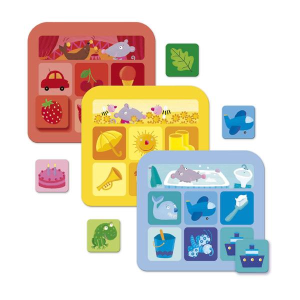 Loto des couleurs Nathan Jeux   King Jouet, Premiers apprentissages Nathan  Jeux - Jeux et jouets éducatifs 5721e20c2c46
