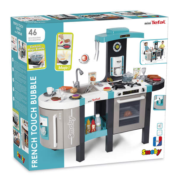 cuisine tefal super chef smoby king jouet cuisine et dinette smoby jeux d 39 imitation. Black Bedroom Furniture Sets. Home Design Ideas