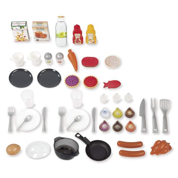Cuisine tefal super chef smoby king jouet cuisine et for Cuisine tefal