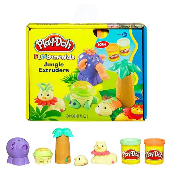 Play doh animaux futés jungle pour 10€