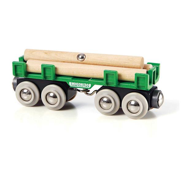 Brio 33696 - Wagon convoyeur de bois