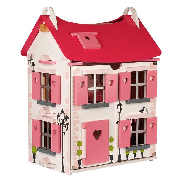 maison de poup 233 e quot mademoiselle quot janod king jouet accessoires de poup 233 es janod poup 233 es
