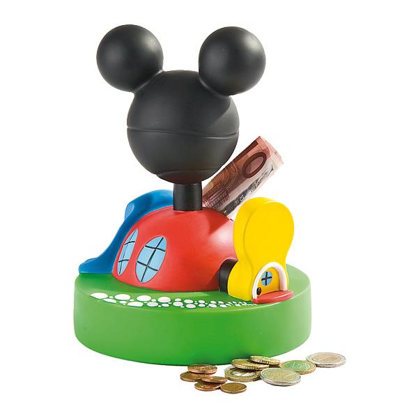 tirelire maison mickey disney bully king jouet d coration de la chambre bully f tes d co. Black Bedroom Furniture Sets. Home Design Ideas