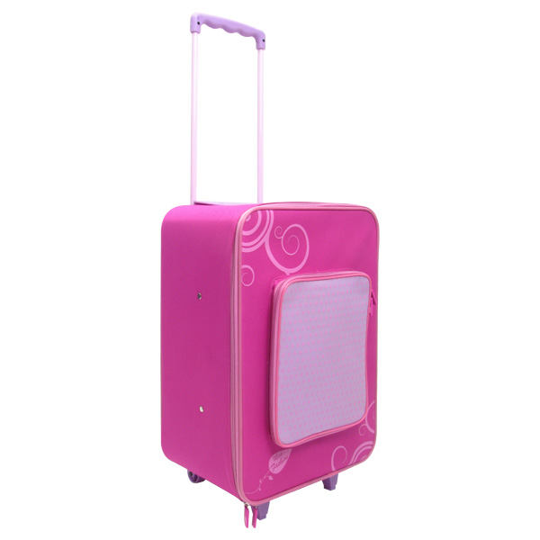 Valise trolley miss fashion pour 23€