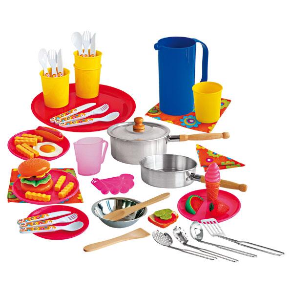 Accessoires cuisine jouet - Ustensile de cuisine pour enfants ...