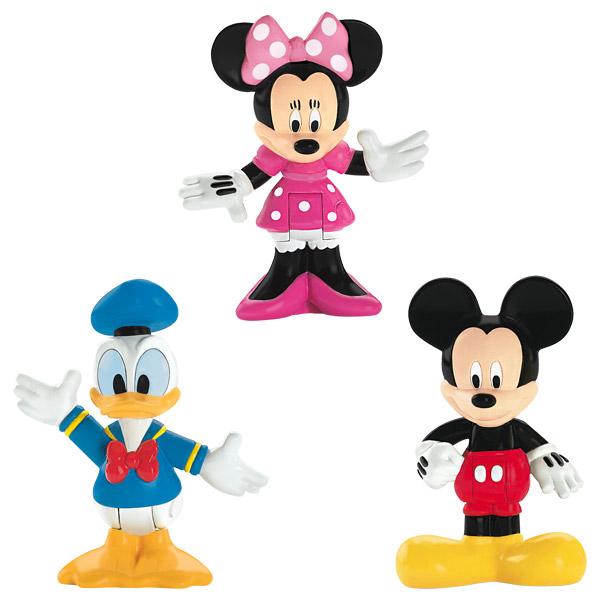 Figurine la maison de mickey mattel king jouet for 7 a la maison personnage