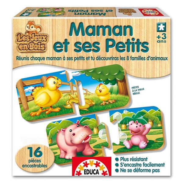Maman et ses petits pour 18€