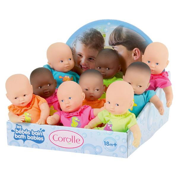assortiment les minis bain corolle king jouet poup es. Black Bedroom Furniture Sets. Home Design Ideas