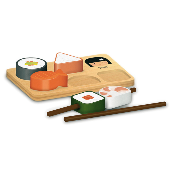 Sushiki - encastrement 5 pièces pour 17€