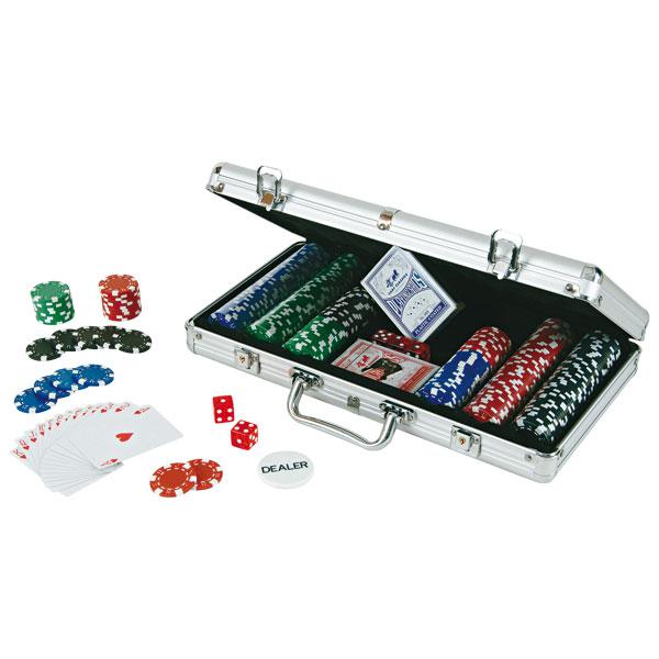 Mallette poker pour 30€