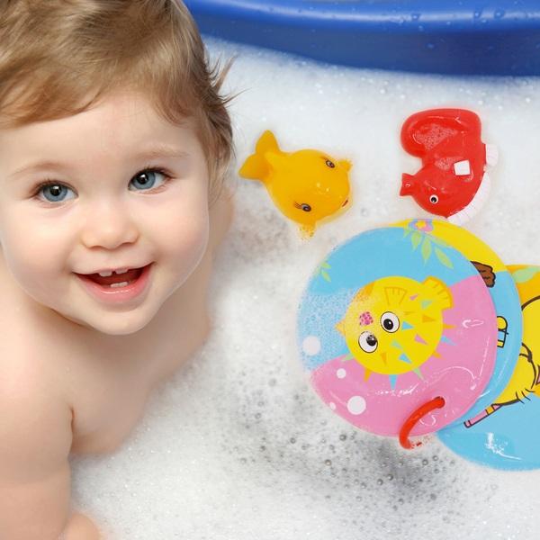 Aspergeurs et livre de bain
