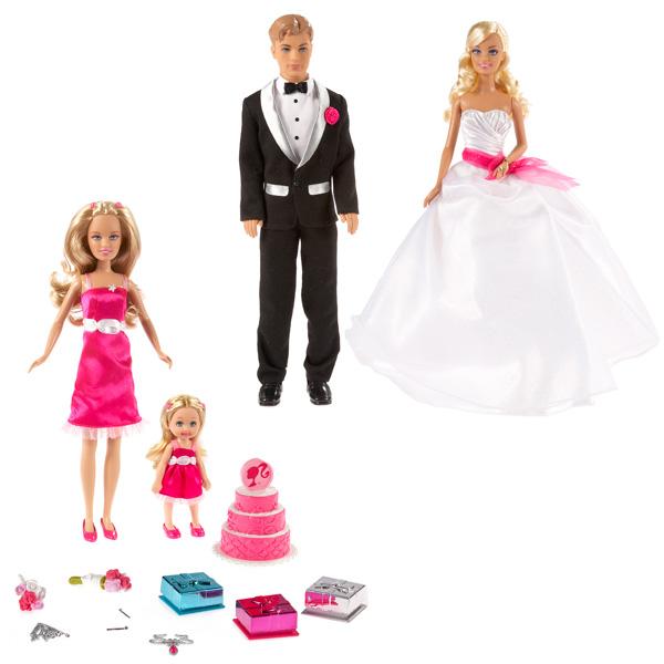 King achat de jeux et jouets en ligne - Barbie mariee ...