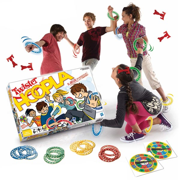 Twister hoopla pour 22€