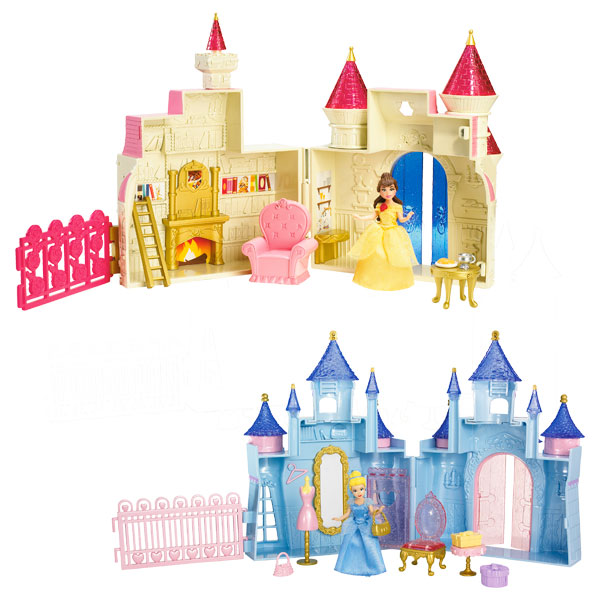 mini chateau et princesse disney petites annonces jeux jouets. Black Bedroom Furniture Sets. Home Design Ideas