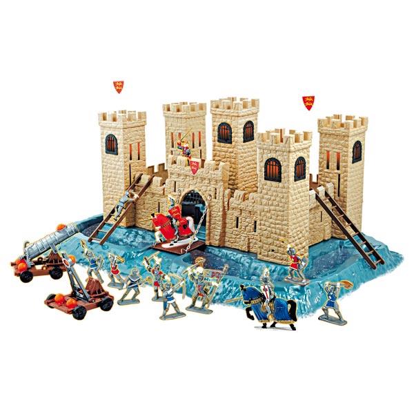 le chateau fort du roi arthur petites annonces jeux jouets. Black Bedroom Furniture Sets. Home Design Ideas