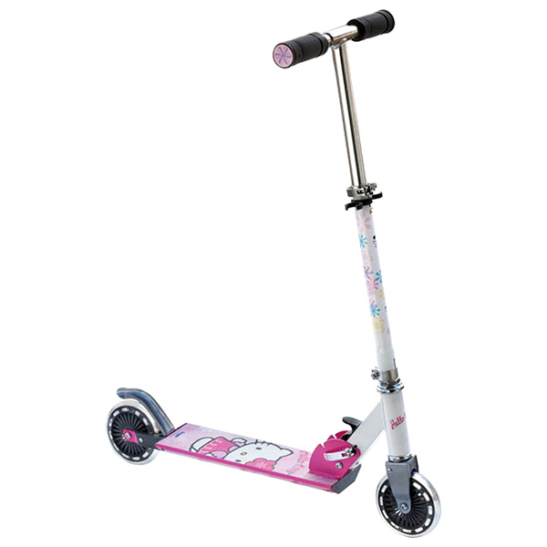 jeu jouet sport jeux plein air velos tricycles ref  patinette hello kitty