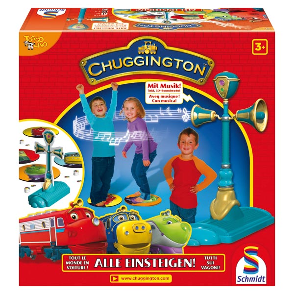 chuggington tous en voiture schmidt king jouet jeux d 39 action schmidt jeux de soci t. Black Bedroom Furniture Sets. Home Design Ideas