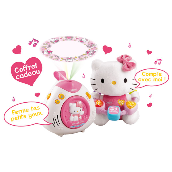 Coffret naissance hello kitty pour 40€
