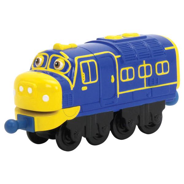 Chuggington - locomotive bruno pour 8€
