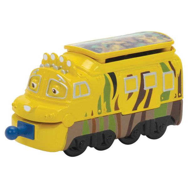 Chuggington - locomotive mtambo pour 8€