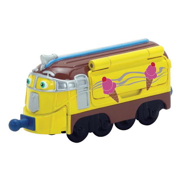 Chuggington - locomotive frostini pour 8€