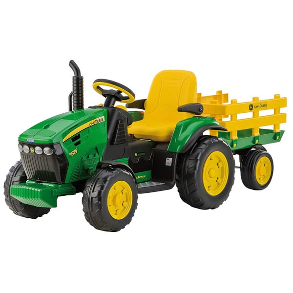 john deere ground force peg perego king jouet v hicules. Black Bedroom Furniture Sets. Home Design Ideas