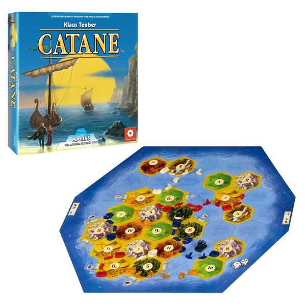Marins de Catane extension 5/6 joueurs 2010 Jeux de société Filosofia Catane