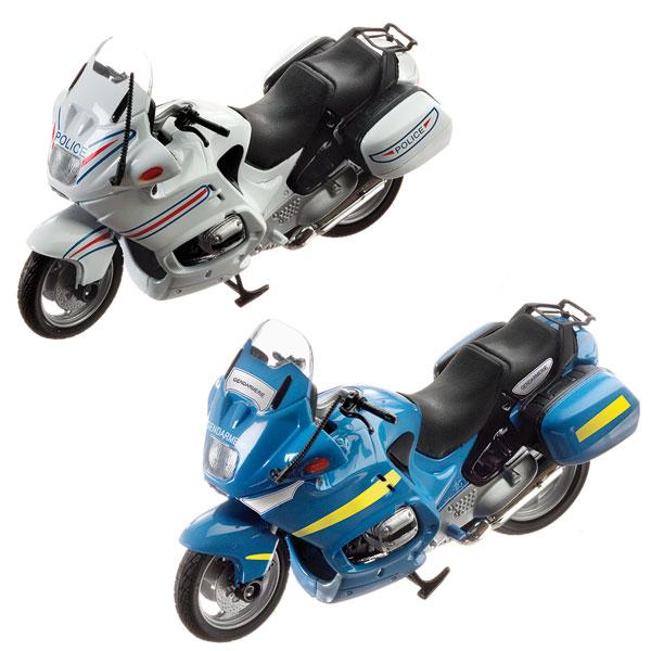 moto 1 18 me police gendarmerie de mondo. Black Bedroom Furniture Sets. Home Design Ideas